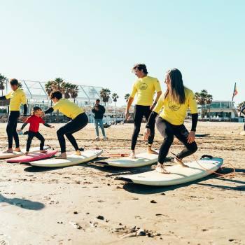 2x1 Clases de Paddle Surf en Valencia