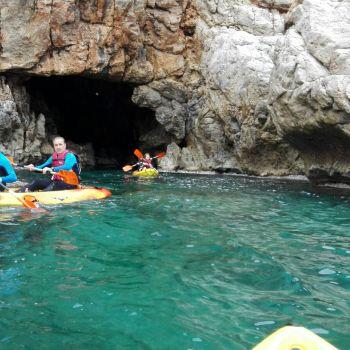Oferta 2x1 en Ruta Kayak doble