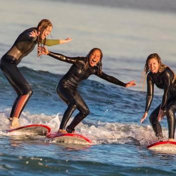 Surf - Alquiler libre de Tabla de Surf