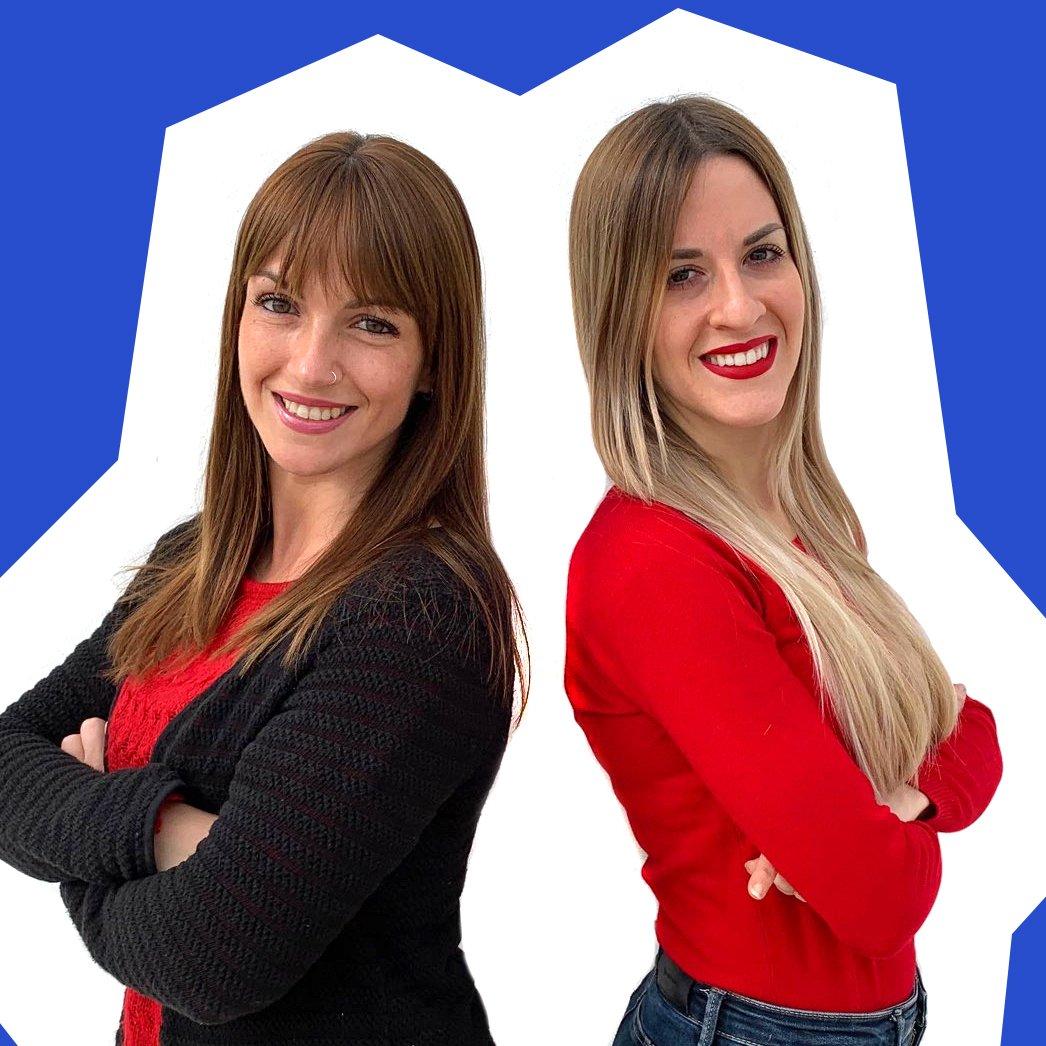 Silvia y Nerea