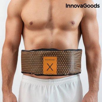Cinturón abdominal vibratorio reafirmante XL