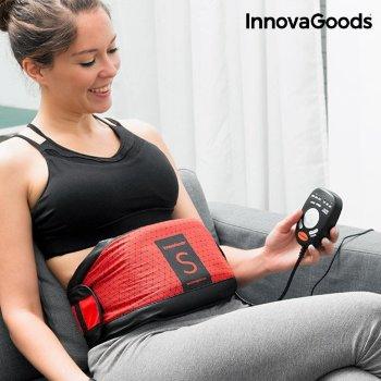 Cinturón abdominal vibratorio efecto sauna S