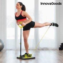 Plataforma fitness para glúteos y piernas