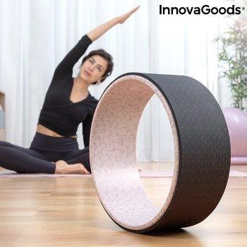 Rueda de Yoga Rodha InnovaGoods Sport Fitness
