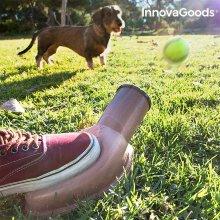 Lanzador de pelotas para perros
