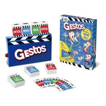 Juego Gestos de Hasbro