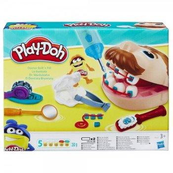 Juego Play-Doh Dentista Bromista de Hasbro