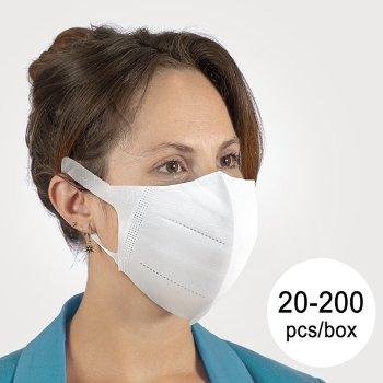 Pack Mascarillas de Protección Respiratoria