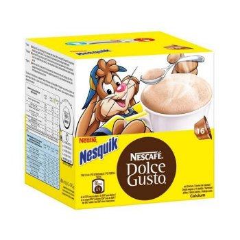 Cápsulas Nescafé Nesquik (16 Uds)