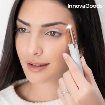 Depiladora De Precisión Con Led Para Vello Facial