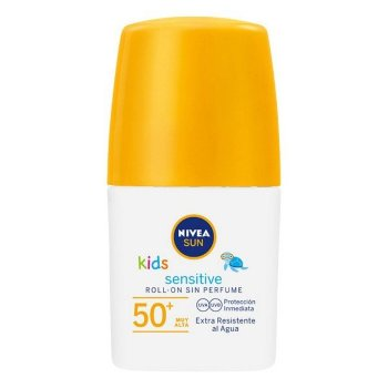Protector Solar Roll On Sensitive Kids Nivea