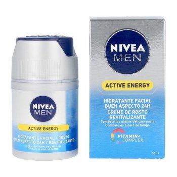 Tratamiento de Día Antifatiga Skin Energy Nivea Me