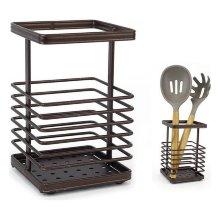 Bote para Utensilios de Cocina Confortime Metal