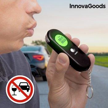 Alcoholímetro Digital InnovaGoods