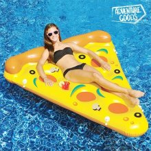 Colchoneta Hinchable Pizza Adventure Goods