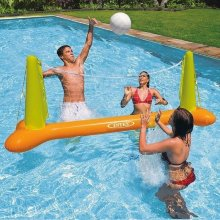 Red de Voleibol Hinchable Intex (239 x 64 x 91 cm)