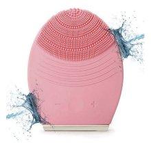 Cepillo Limpiador Facial Sónico Rosa