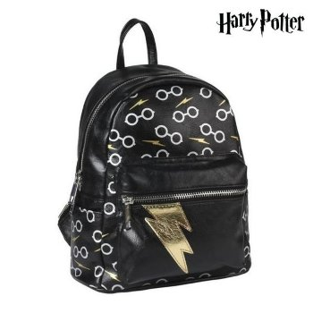 Mochila Casual Harry Potter 75629 Negro