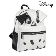 Mochila Casual Disney 75605 Blanco