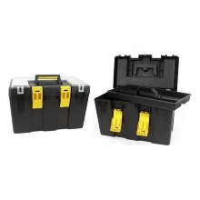 Caja de Herramientas con Compartimentos Bricotech