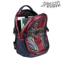 Mochila Escolar Spiderman Granate