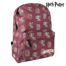 Mochila Escolar Harry Potter 72835 Granate