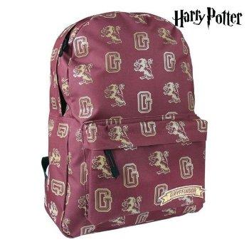 Mochila Escolar Harry Potter 72835 Granate