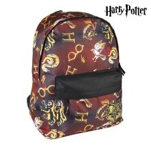 Mochila Escolar Harry Potter Burdeos