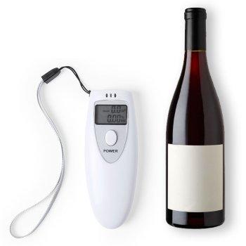 Alcoholímetro Digital 145287
