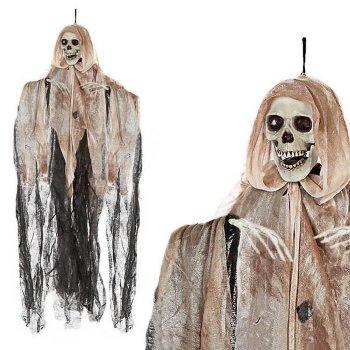 Esqueleto Colgante (90 cm) Marrón