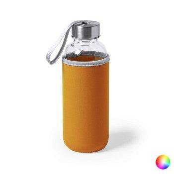 Botella de Cristal con Funda de Neopreno (420 ml) 145513