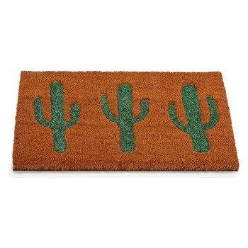 Felpudo PVC Cactus (40 x 1,5 x 60 cm)