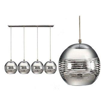 Lámpara de Techo (15 x 105 x 90 cm)