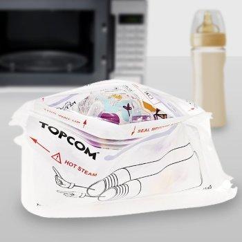 Esterilizador de Biberones para Microondas TopCom