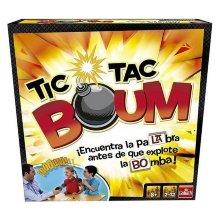 Juego de Mesa Tic Tac Boum Goliath