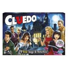 Juego de Mesa Cluedo The Classic Mystery Hasbro