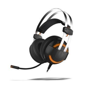 Auriculares con Micrófono Gaming KROM Kode 7.1 Virtual NXKROMKDE