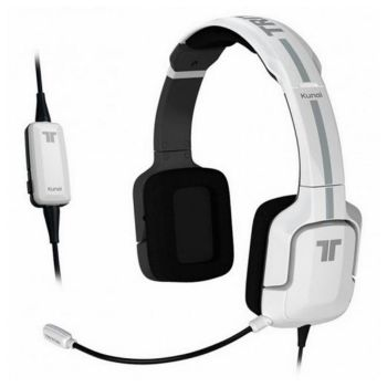 Auriculares con Micrófono Gaming Kunai Pro 7.1 Tritton ST24 Blanco