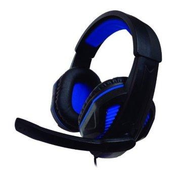 Auriculares con Micrófono Gaming Ps4/xbox Nuwa ST10 Negro Azul