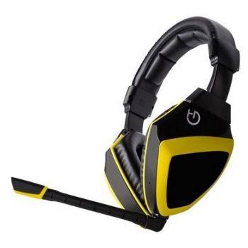 Auriculares con Micrófono Gaming Hiditec XHanto PC-PS4 GHE010000