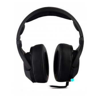 Auriculares con Micrófono Gaming CoolBox DG-AUR-02PRO Negro