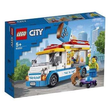 Playset City Ice Cream Truck Lego 60253