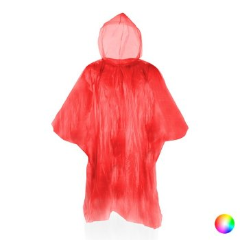 Poncho Impermeable con Capucha 143503