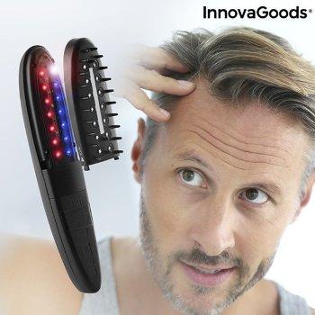 Set Cepillo Eléctrico Anticaída  InnovaGoods