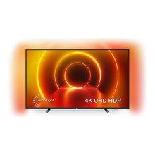 "Smart TV Philips 50PUS7805 50"" 4K Ultra HD LED WiFi Negro"