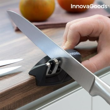 Afilador de Cuchillos Compacto InnovaGoods