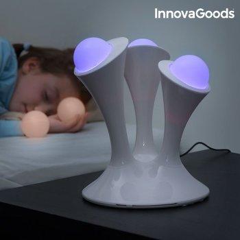 Lámpara LED Fluorescente Multicolor InnovaGoods