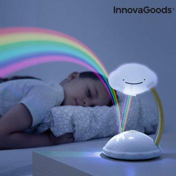 Proyector LED Nube Arcoíris Libow InnovaGoods
