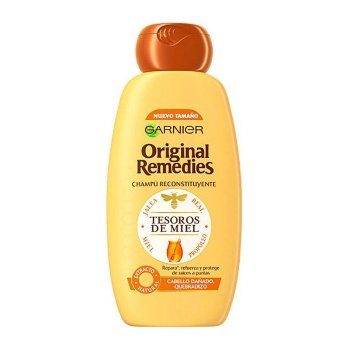 Champú Restructurante Original Remedies Garnier (300 ml)