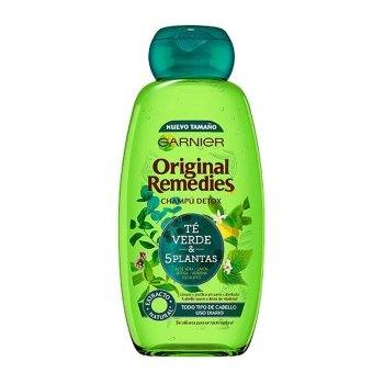 Champú Revitalizante Original Remedies Garnier (300 ml)